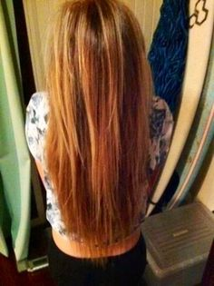Long & Straight - Hairstyles and Beauty Tips