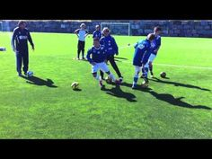 FC Porto Individual Player Development Pepijn Lijnders - YouTube