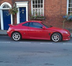 My Alfa Romeo GTV 3ltr CUP. 10 years old but still driving like a dream