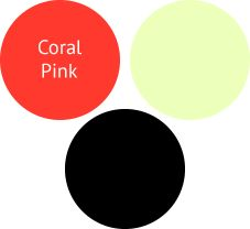 How To Wear Coral Pink For A Pure Spring (Clear Spring)