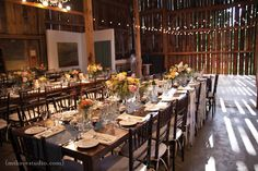 Wedding Reception At Alchemy Fields In Baileys Harbor Wi