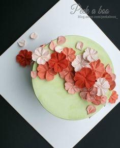 #피카부 #peekaboo #플라워케이크#버터크림케이크#버터크림플라워#범계플라워케이크#플라워케이크클래스#flowercake#buttercreamcake#buttercreamflower#buttercream#koreanflowercake#cake
