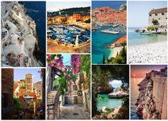 Travel Bucket List on The Mix and Match: Croatia, Hvar #travel