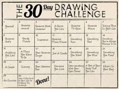 you can draw in 30 days на русском pdf