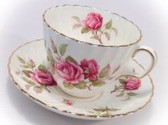 Vintage Adderley Fine Bone China Tea cup and Saucer by JoyJoeTreasures on Etsy https://www.etsy.com/listing/247488356/vintage-adderley-fine-bone-china-tea-cup