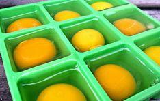 Na Cozinha da Margô: Como Congelar Ovos Inteiros