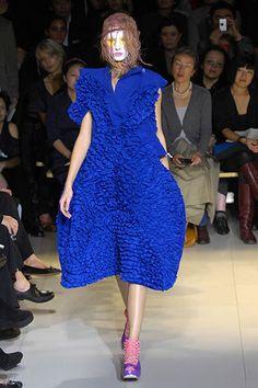Comme des Garçons Spring 2008 Ready-to-Wear Fashion Show - Elsa Hosk (IMG)