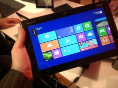 Nice Microsoft Surface Phone 2017: Lenovo ThinkPad Tablet 2 with Win 8, keyboard will cost $799 | Microsoft - CNET ... tablet Check more at http://technoboard.info/2017/product/microsoft-surface-phone-2017-lenovo-thinkpad-tablet-2-with-win-8-keyboard-will-cost-799-microsoft-cnet-tablet/