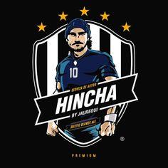 """Hincha RBA"" Para Cerveza Hincha."