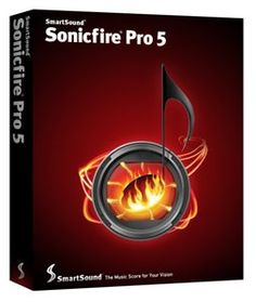 SmartSound SonicFire Pro 5.8.7 CE (incl Plugins for After Effects, Premiere Pro, Vegas Pro) Full Download