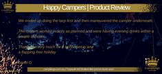 FAMILY KIT B | CampKings Customer Review http://campkings.com.au/happy-camper/