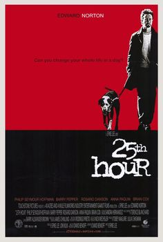 25th Hour 27x40 Movie Poster (2002)