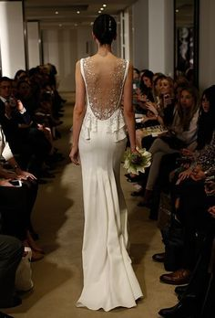 Wedding Dresses With Gorgeous Back