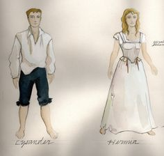 helena and hermia - Google Search