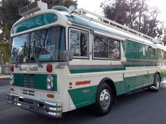 Bluebird Class A - Diesel RVs for Sale in California on RVT. Bus Motorhome, Bus Camper, Bluebird Buses, Cool Rvs, Converted Bus, Used Rvs For Sale, Short Bus, School Bus Conversion, Bus House
