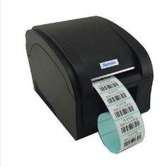 high speed 3~5Inch/Sec USB port sticker printer Barcode Label Printer Thermal barcode printer bar code printer