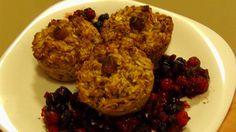 sladké jablkové muffiny