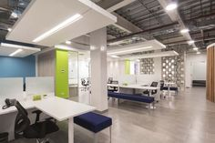 Telefonica office by Contract Workplaces Guayaquil  Ecuador