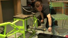 The BBC's Up Next series takes a look at some cutting edge technologies in the field of recycling.