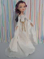 Clothes Outfit for YOUR Ever After High Doll EAH-Medieval Sale-Off White