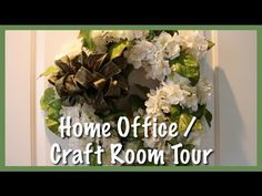 Jen's Pretty Neat Living: Home Office/Craft Room Tour (2013)