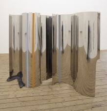 Alice Channer 'Out of Body' at the South London Gallery 3rd March- 13th May 2012