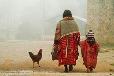 Oaxaca ~ pertenece a un grupo indígena que vive en la zona occidental del estado mexicano de Oaxaca.