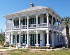 TX11j171 Edward T. Austin House, Galveston TX by CanadaGood, via Flickr