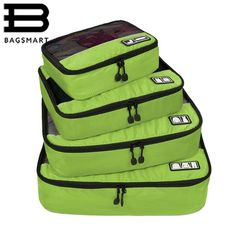 Check it out: New Breathable Travel Bag 4 Set Packing