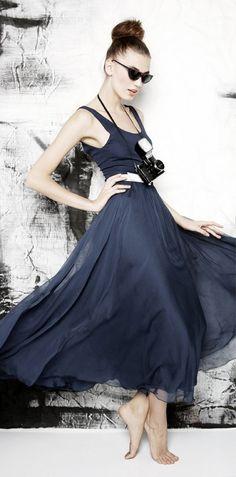 Haute Design by Sarah Klassen: Style: Fluttery Skirts