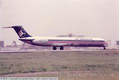 timetablesonline.com: Jet America - March, 1987