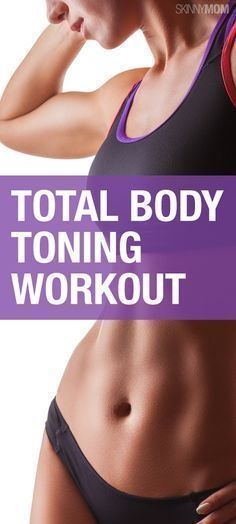 TONE AND TIGHTEN your entire body with these 7 exercises!