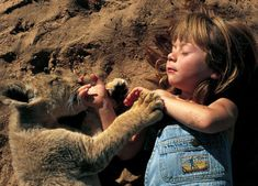 'The Real Life Mowgli': The Girl Who Was Raised By Animals - Greeningz