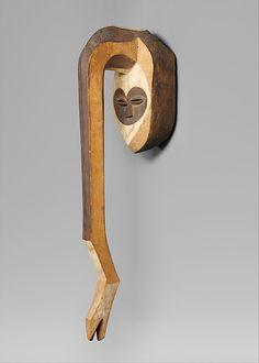 Beete Mask: Elephant (Zok), 19th-20th century. The Metropolitan Museum of Art…