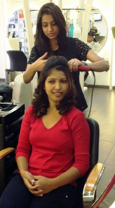 #Fantastic IRON TONGS done by #Hairstylist Miss. Arpita