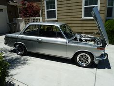 1969 BMW 2002 M20-Swapped