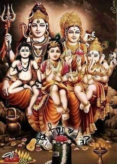 'Music is a Discipline and a Mistress of Good Manners, she makes the people milder and gentler, more Moral and more Reasonable'' - Martin Luther King. Shiva Parvati Images, Shiva Hindu, Shiva Art, Shiva Shakti, Hindu Art, Photos Of Lord Shiva, Lord Shiva Hd Images, Lord Ganesha Paintings, Lord Shiva Painting