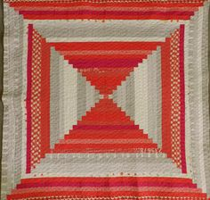 """Stunningly simple and lovely """"Courtin' Cousins"""" by Mary Dugan of Molly Flanders Makerie."""