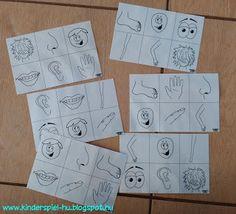 Kinderspiel: Bingo Körperteile Bingo, Calendar, Holiday Decor, English, Body Parts Preschool, Kid Games, Deutsch, English Language, Life Planner