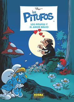 De Smurfen: Gargamel is verliefd - Peyo, Alain Jost en Thiery Culliford Cgi, My Childhood Memories, Gummy Bears, Illustrations, Disney Wallpaper, Goblin, Smurfs, My Books, Fan Art