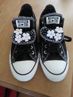 I love my new Converse shoes!