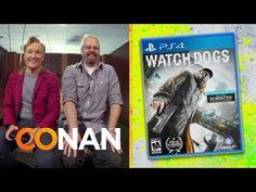 "#CluelessGamer: Conan Reviews ""Watch Dogs"""