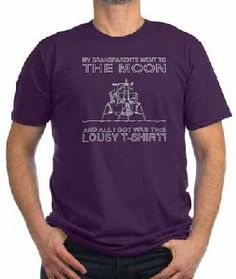 """Half a century ago, Neil Armstrong and Buzz Aldrin landed with in Mare Tranquilitatis on the Moon. """"That's one small step for [a] man, one giant leap for mankind."""" It's about time to go back! Buzz Aldrin, One Small Step, Neil Armstrong, Mars, I Shop, Mens Tops, T Shirt, Shopping, Supreme T Shirt"""