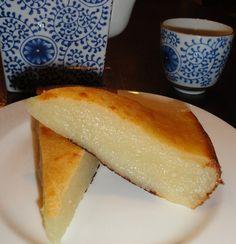 Cassava Coconut Vietnamese Cake (Bánh Khoai Mì Nướng)