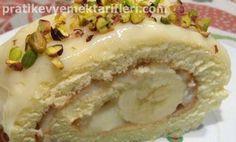 Muzlu Rulo Pasta Yapımı