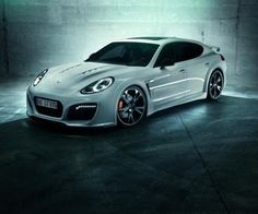 Porsche Panamera Turbo GrandGT Kit