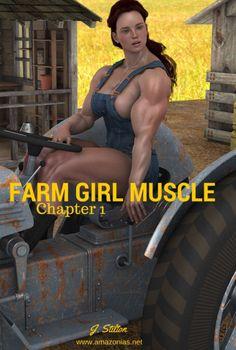 hot farm girl in the buff