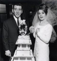 Frances Shea became Mrs Reggie Kray