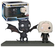 Crimes of Grindelwald Funko Pop! Grindelwald and Thestral (Movie Moment)