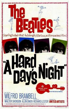 A Hard Day's Night. The Beatles